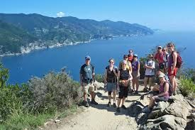 Walking in the Cinque Terre Italy... find out how you can join us in 2014