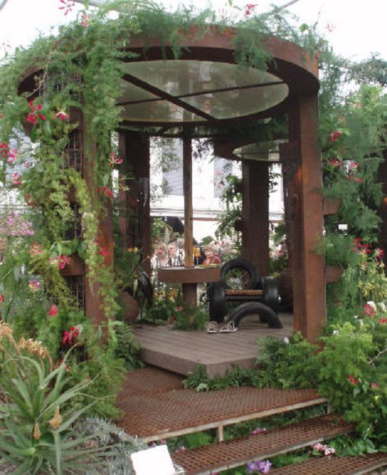 17 best images about pavilions and tea houses on pinterest for Garden pavilion designs