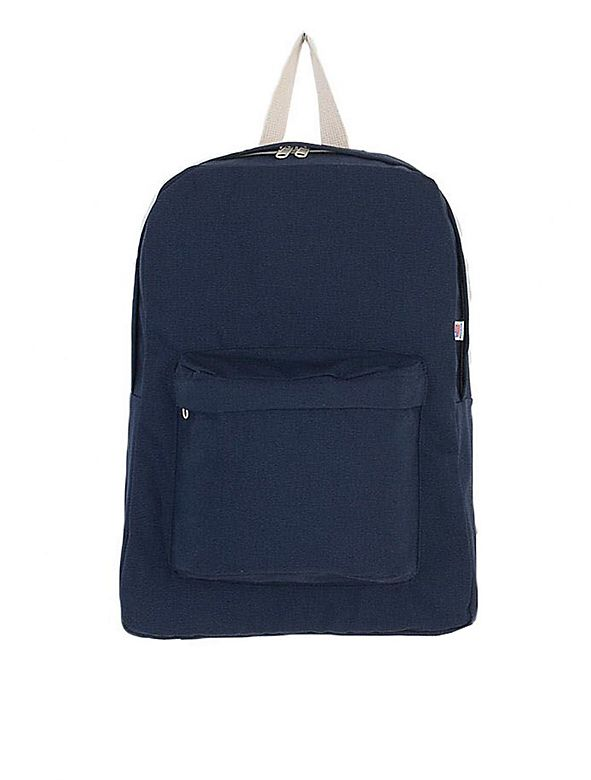 Pocketed Backpack from American Apparel $58,00