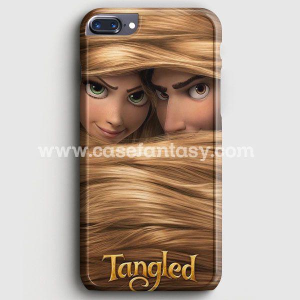 Tangled Disney Wallpaper Princess Rapunzel iPhone 7 Plus Case   casefantasy