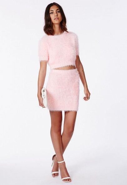 Fluffy, pink, and a co-ord? PERF. #MissguidedAW14