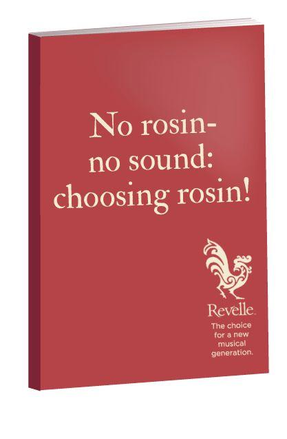 Choosing your violin rosin