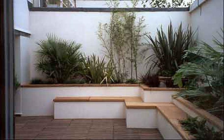 Jardineras de obra | Decorar tu casa es facilisimo.com