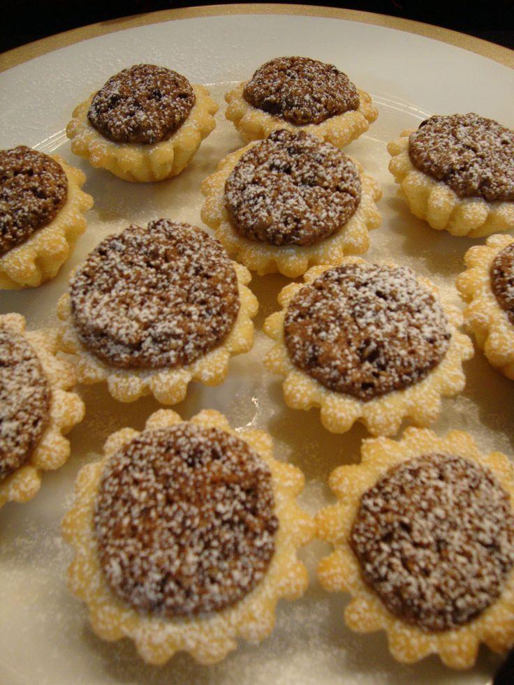 Bocconotti Christmas Cookies