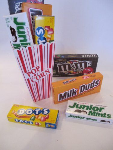 Movie Night Gift Pack In HD Popcorn Container Filled With 4 theater Candy Assortment - http://mygourmetgifts.com/movie-night-gift-pack-in-hd-popcorn-container-filled-with-4-theater-candy-assortment/