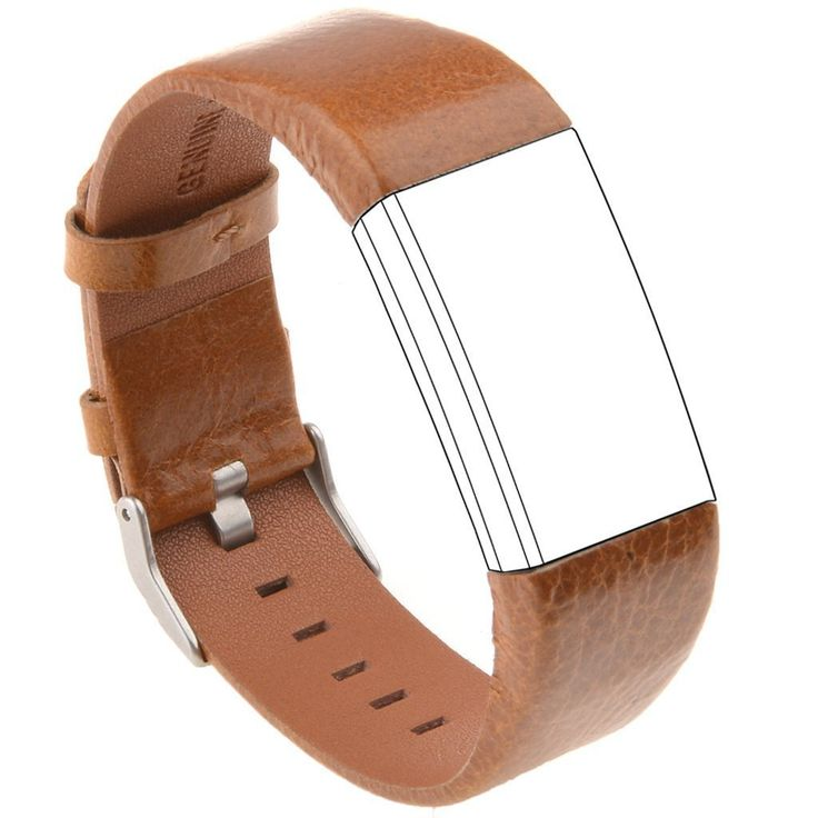 Juyi Leather Replacement Band for Fitbit Charge 2, Fitbit Charge 2 Leather Band, Charge 2 Band Strap Style (No Track): Amazon.co.uk: Sports & Outdoors