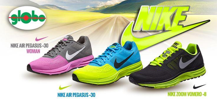 Torna in Forma! Il meglio del #running è solo nei negozi Globo Sport!
