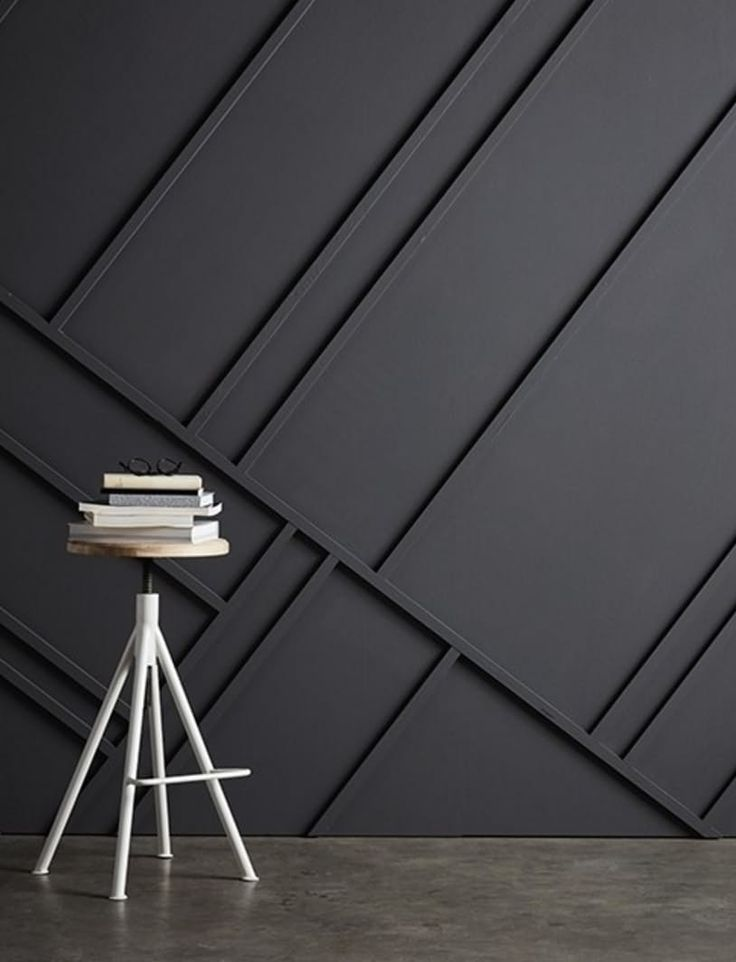 25 Best Ideas about Geometric Wall on Pinterest