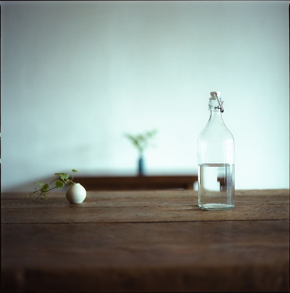 Minimalism--cozy place by yu+ichiro, via Flickr