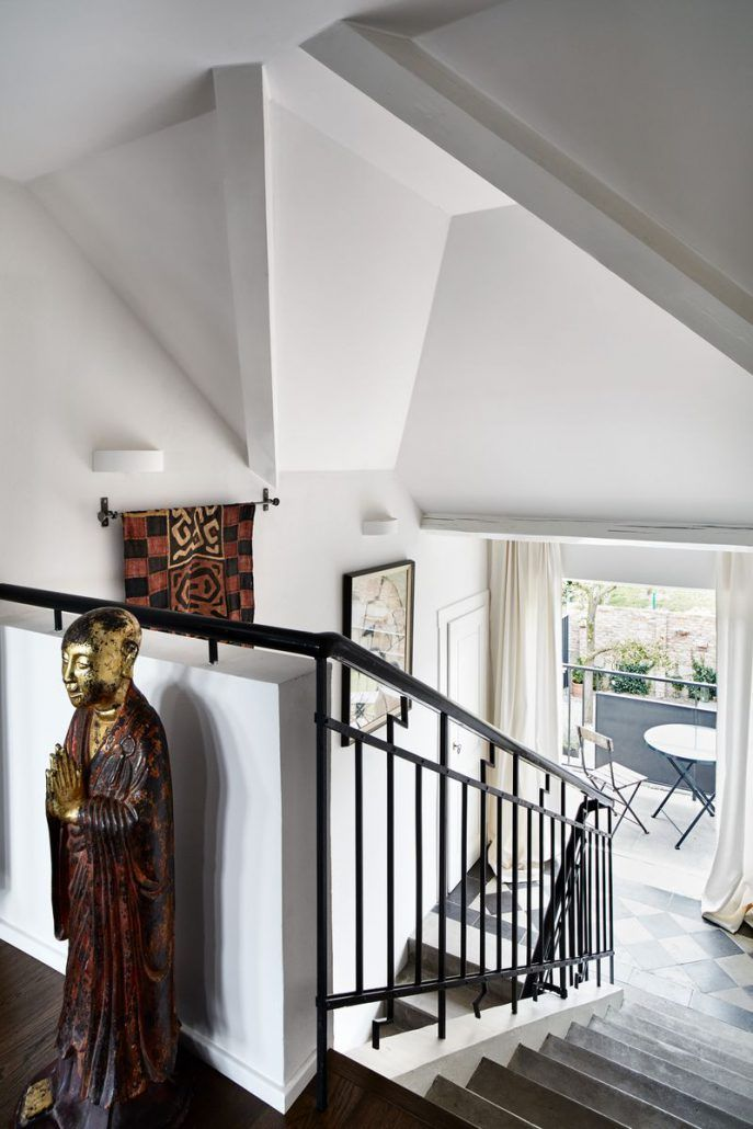 Accessorize your interior with unusual styles.