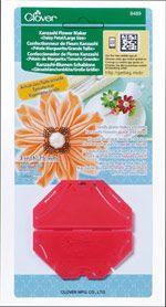 Clover Kanzashi Flower Maker Daisy Petal Large