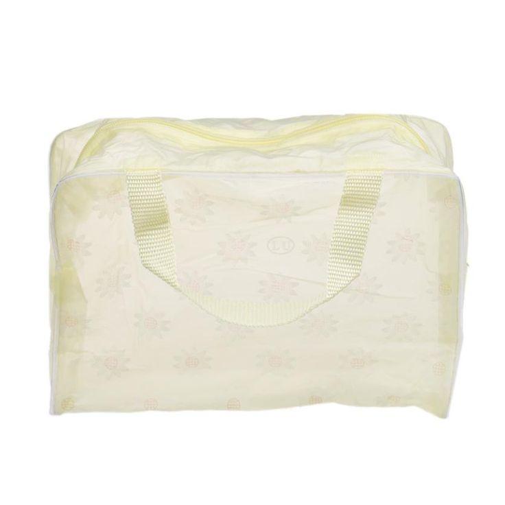 New Arrivals Portable Make up Floral Women Makeup Organizer Bag Girls Cosmetic Bag Toiletry Travel Kits Storage bag Hand bag De8