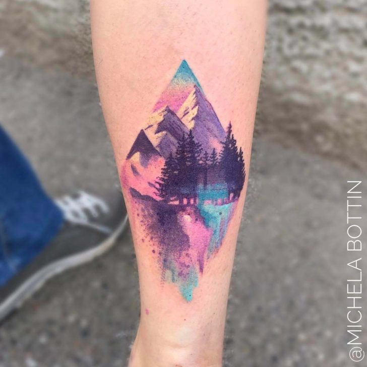 39 Pretty Watercolor Tattoo Ideas That Ll Convert Even The: Best 25+ Watercolor Tattoos Ideas On Pinterest