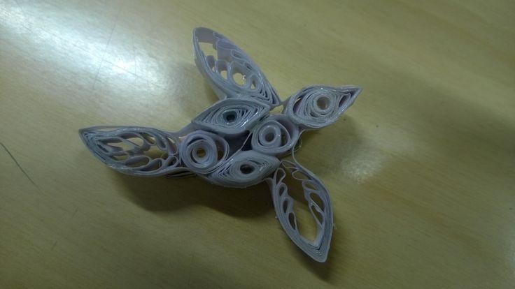 Paperifiligraani lintu.