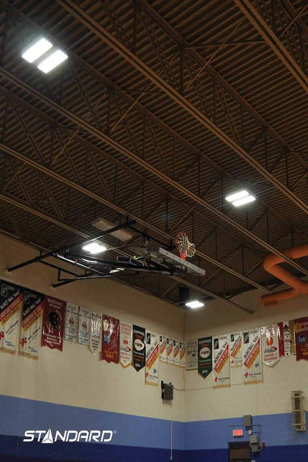 Essentially, the selected lighting system should correspond to the specific features of the sports installations.  #StandardProducts #Blog #Lighting