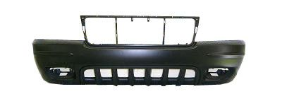 2001-2003 Jeep Grand Cherokee Front Bumper Cover
