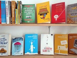 Satyr Verlag Berliner Independentverlag für Poetry Slam, Humor, Satire und unterhaltende Belletristik. www.satyr-verlag.de