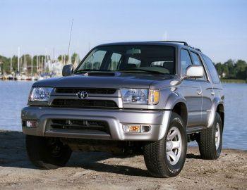 Toyota 4Runner '1999–2002