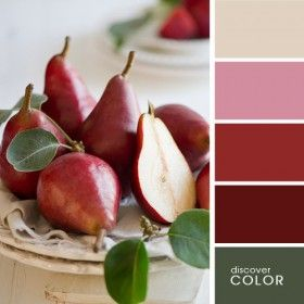 Inspiration --- Pantone's 2015 Color of the Year : Marsala and How to Use it in Your Home