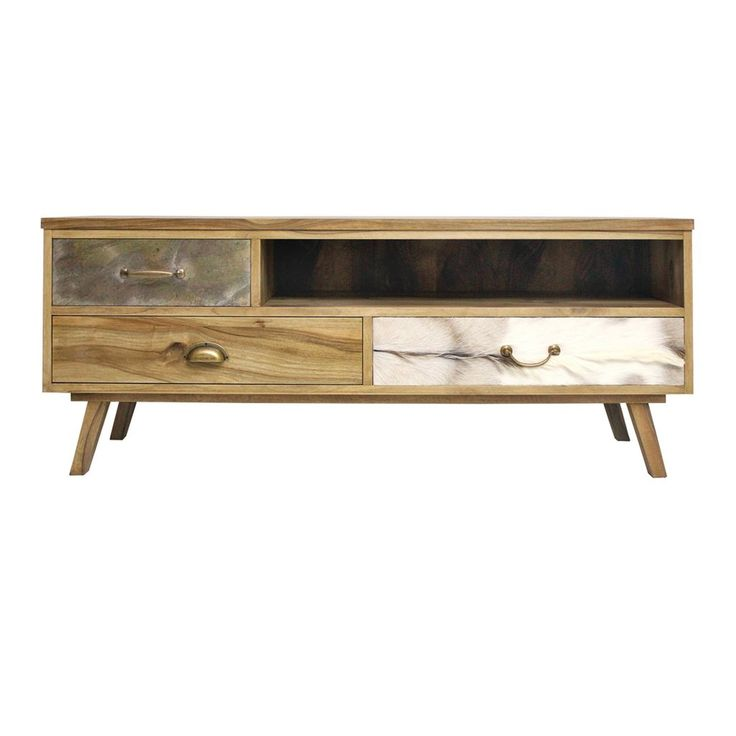 TV chest of drawers country rock