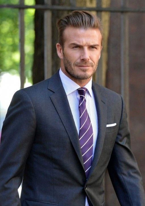 David Beckham Latest Hairstyles Best Haircuts For Men Hairstyles
