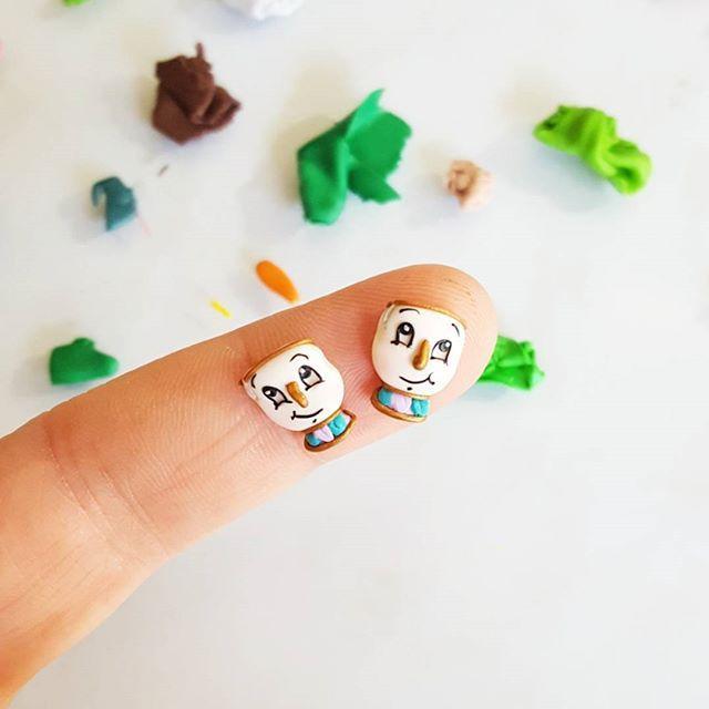 Chip stud or magnetic earrings⚘The Beauty and the Beast inspired❤ 👉💛 Link shop in bio💛👈 . . . #disney #studearrings #magneticearrings #disneyprincess #princess #principesse #miniature #disneylover #handmadeinitaly #handmadejewelry #etsy #etsyshop #kawaii #kids #shoppingonline #thebeautyandthebeast #magickingdom #disneyworld #disneyland #shop #pocahontas #belledisney #disneyfind #cinderella #jasmine #ariel #horringe #snowwhite #labellaelabestia #mixmatch