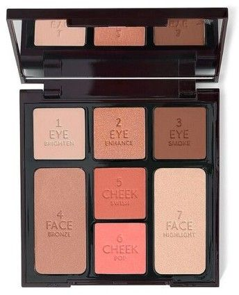 Charlotte Tilbury Instant Look In A Palette Beauty Glow, new for summer 2017