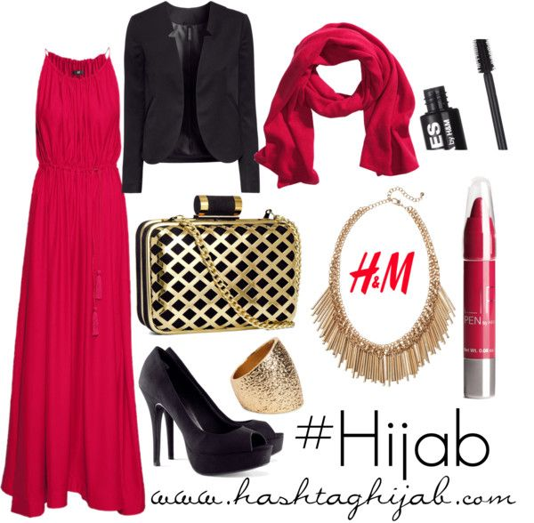 Hashtag Hijab Outfit #53