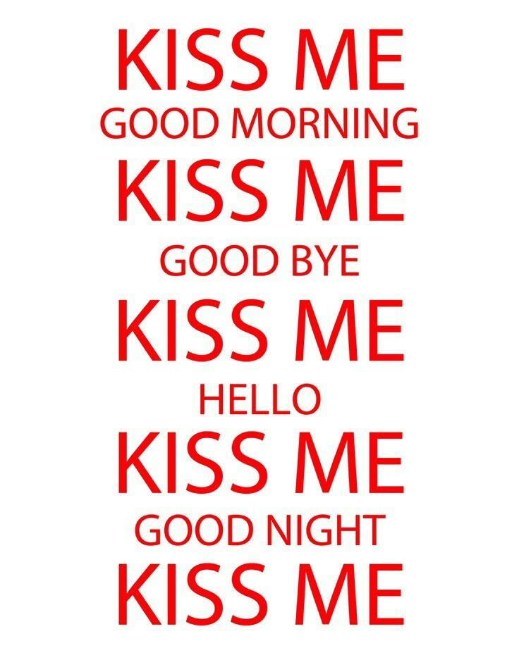 Good Morning Sunday Kiss Images : Best images about good morning quote on pinterest