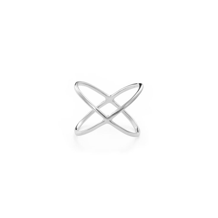 Axis Ring - Sterling Silver / Free Series