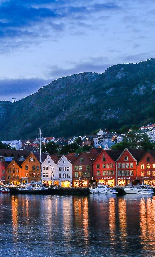 Amazing holiday around Bergen in Norway. With my lovely family... Unforgettable.