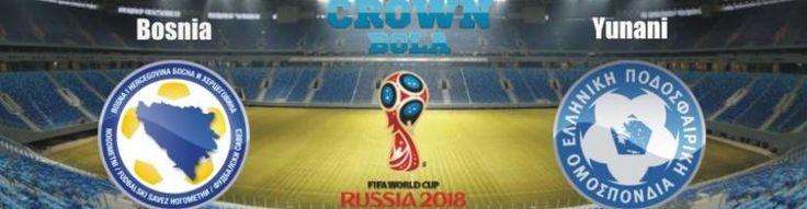 Prediksi Skor Bola Bosnia vs Yunani 10 Juni 2017