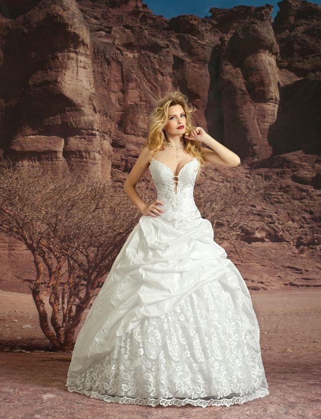 19 best images about unique wedding dresses on pinterest for Unique colorful wedding dresses