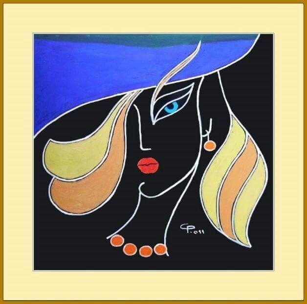 Diva2-art work  by Constantin Paunescu
