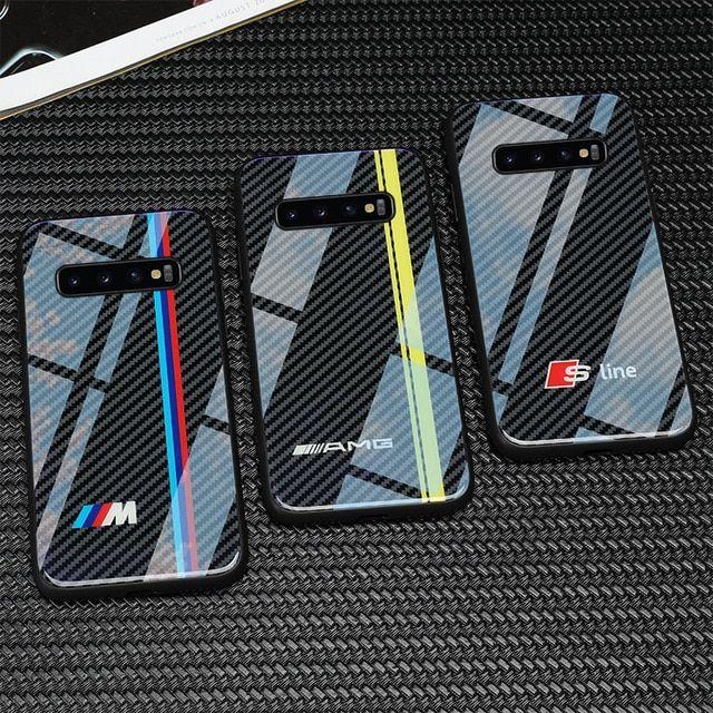 Classic Audi Logo S Line RS iphone case