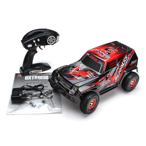 FY02 Rc Car 4WD Electric Power 1/12 2.4G  Desert Off Road Truck Remote Control Car 4 Channels Desert Off-Road RC Car For Kids //Price: $91.88 & FREE Shipping //     #RChelicopter