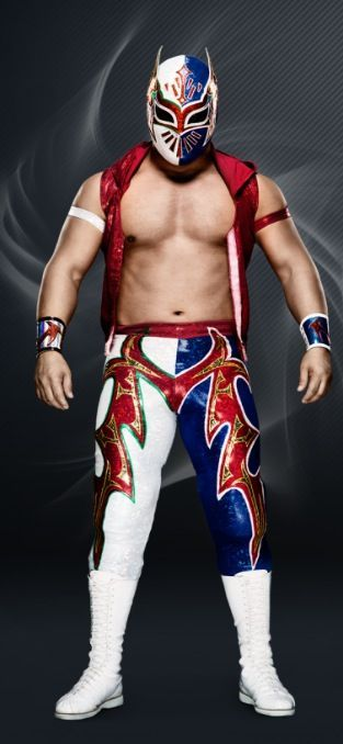 Sin Cara my favorite WWE wrestler.: