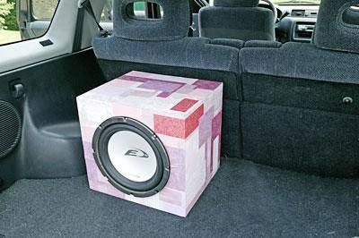Helpful tips and step-by-step instructions for designing and building your own custom subwoofer box.