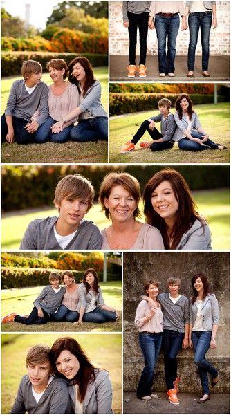 Family portraits storyboard