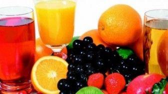 Buzlu Meyva Kokteyl