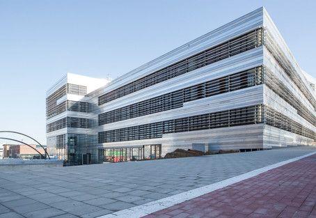 EuroLam schafft beste Lernbedingungen am Campus Derendorf: Optimale Lichtverhältnisse im Neubau der FH Düsseldorf