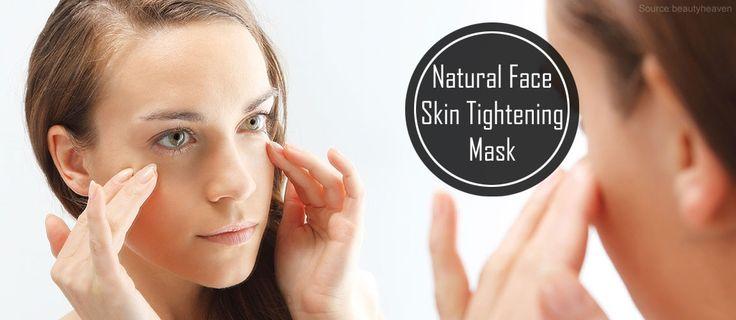 Skin Tightening Treatment- Natural Face Skin Tightening Mask