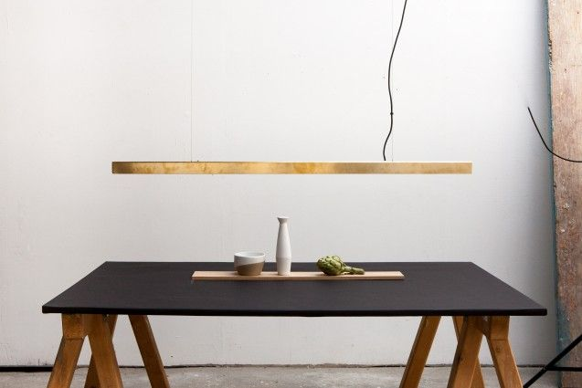 The A_Light lamp by Anour