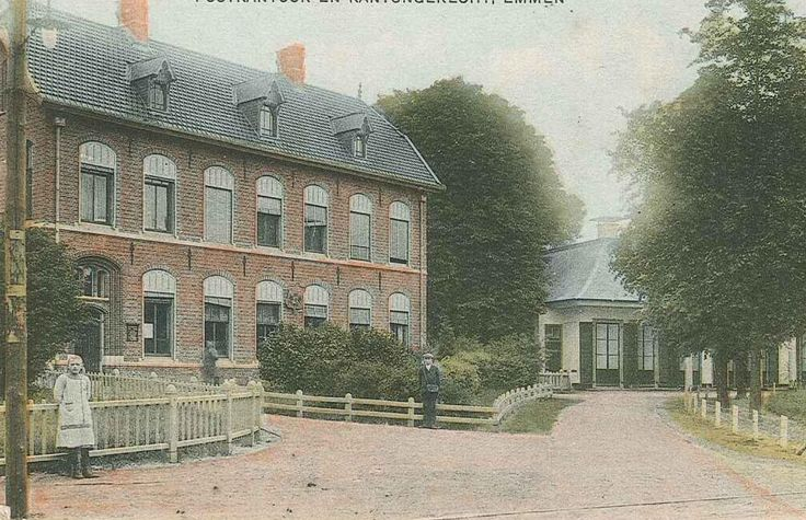 Emmen - oude postkantoor