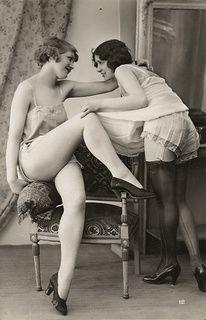 Storyville girls. Most of them lived tragic lives.