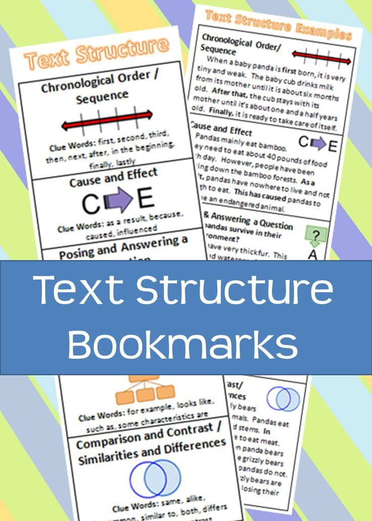 Best 25+ Text structure examples ideas on Pinterest Description - example of chronological order