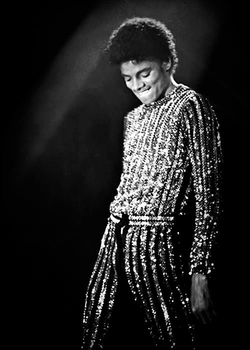 Michael Jackson the King of Pop. One of the most iconic performers in history. #RockWithYou #RealMusic