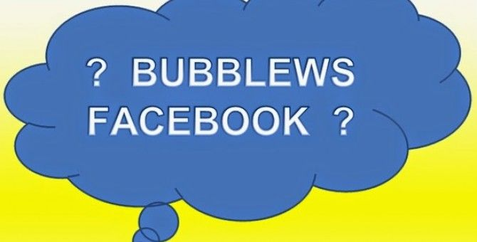 Why I Love or Hate Facebook More Than Bubblews