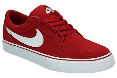 Oferta: 55€. Comprar Ofertas de Nike SB Satire II, Zapatillas de Skateboarding para Hombre, Rojo / Blanco (Gym Red/White), 45 EU barato. ¡Mira las ofertas!