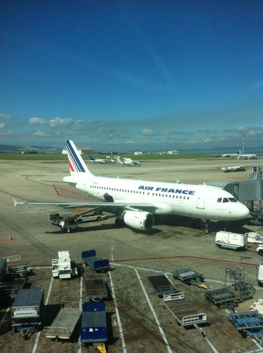 Aéroport Marseille-Provence (MRS) , город Marignane, Provence-Alpes-Côte d'Azur